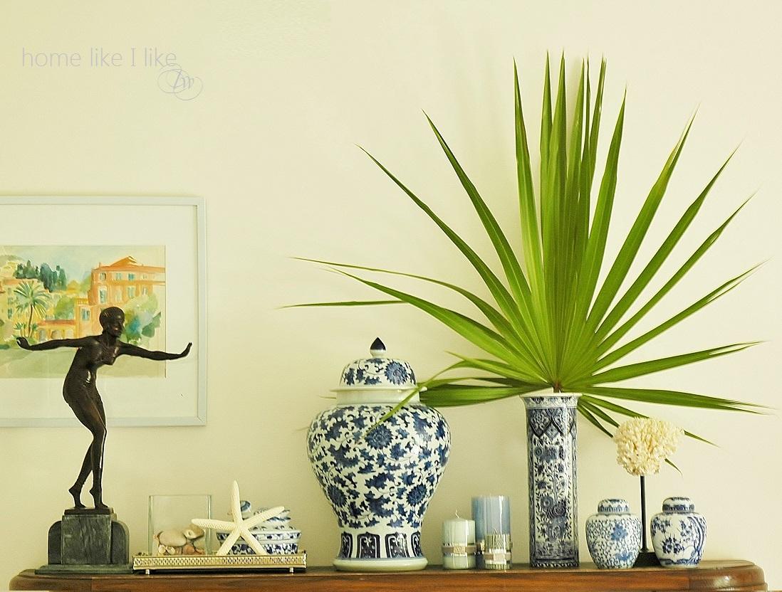 Karłatka - egzotyczne liście