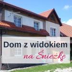 Dom w Sudetach