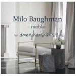 Milo Baughman – meble w amerykańskim stylu