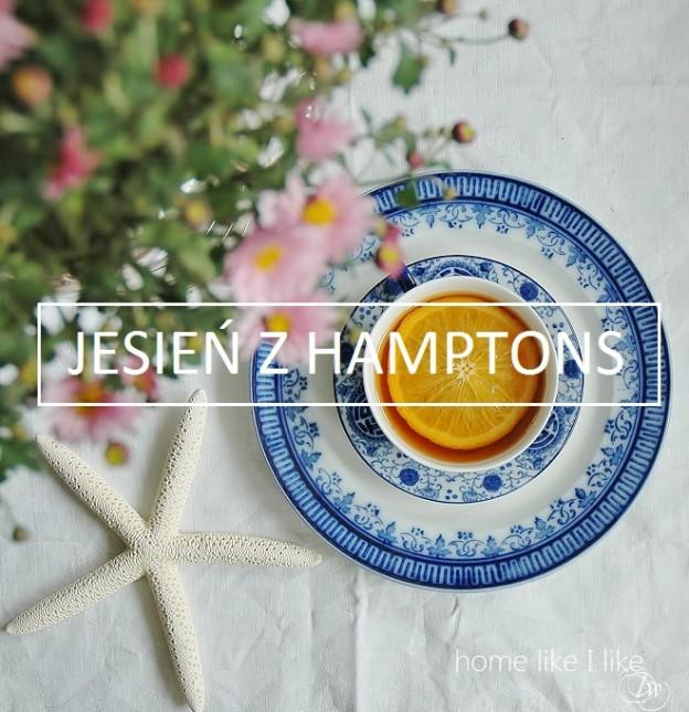 jesień z hamptons