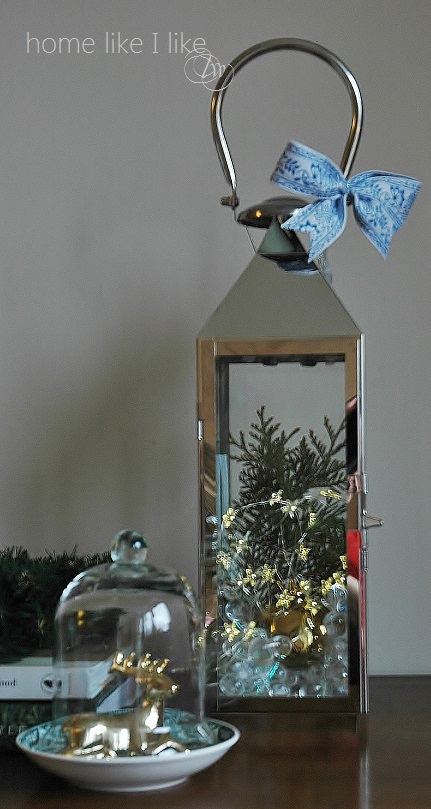 lantern for christmas