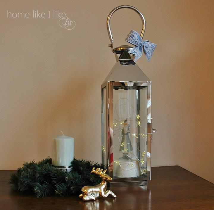 christmas lantern homelikeilike.com