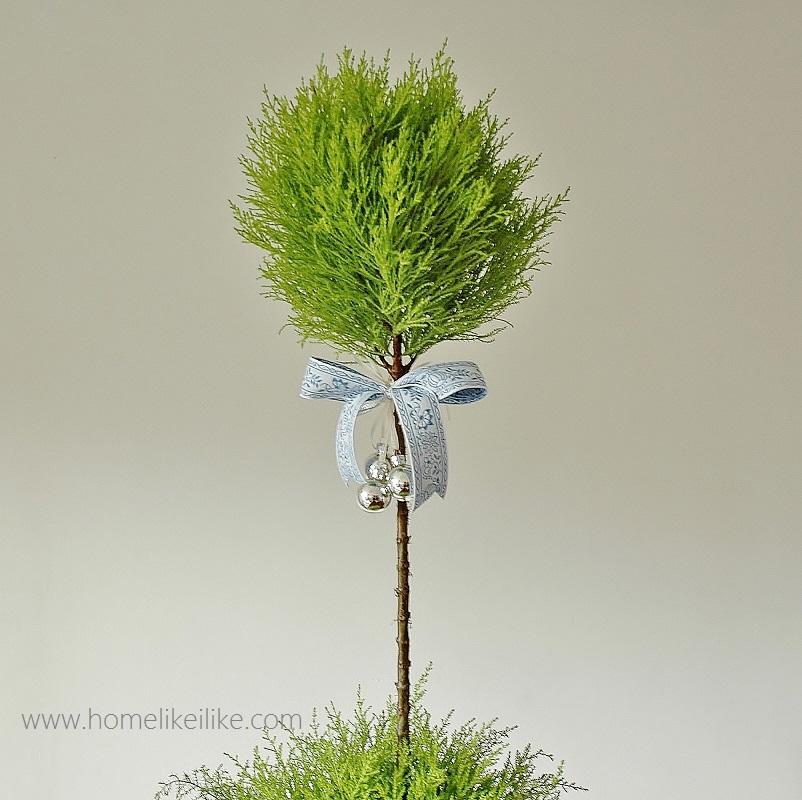 świąteczne ozdoby - drzewko - homelikeilike.com