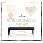 Kate Spade – very american cozy style
