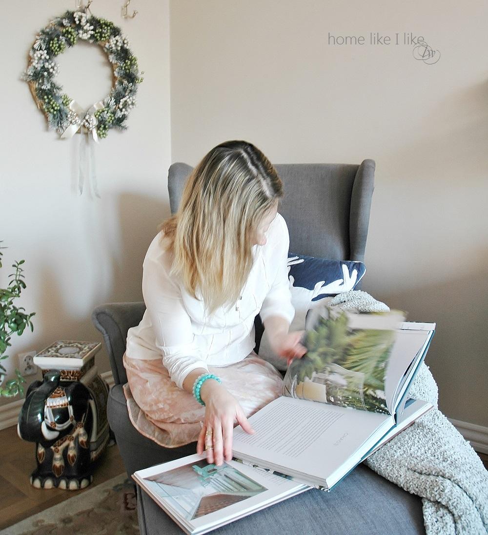 reading nook - homelikeilike.com
