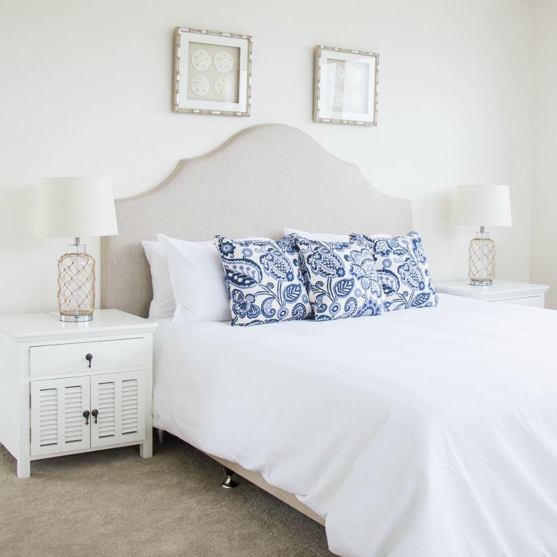 bit of blue & lot of white - Hamptons Style