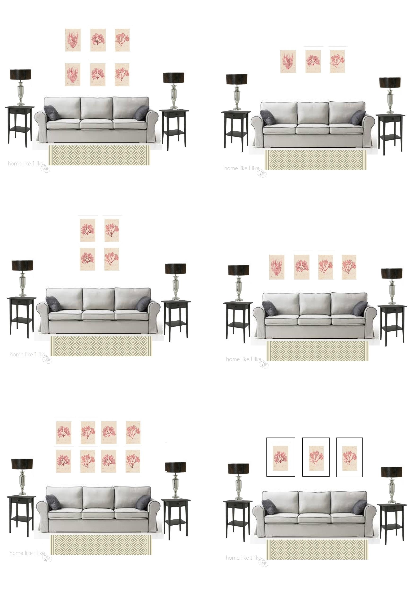 pierwsze mieszkanie - wall gallery - homelikeilike.com
