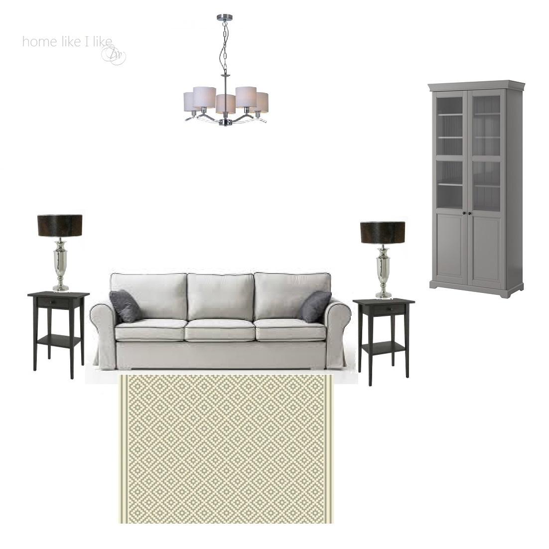 pierwsze mieszkanie mood board - homelikeilike.com