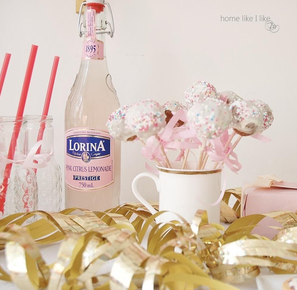 pink party - homelikeilike.com