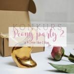 Peony party 2 – konkurs z piwoniami w roli głównej