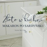 Złoto w kuchni – makaron po sardyńsku