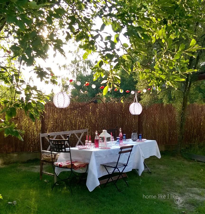 lato w ogrodzie - summertime - homelikeilike.com