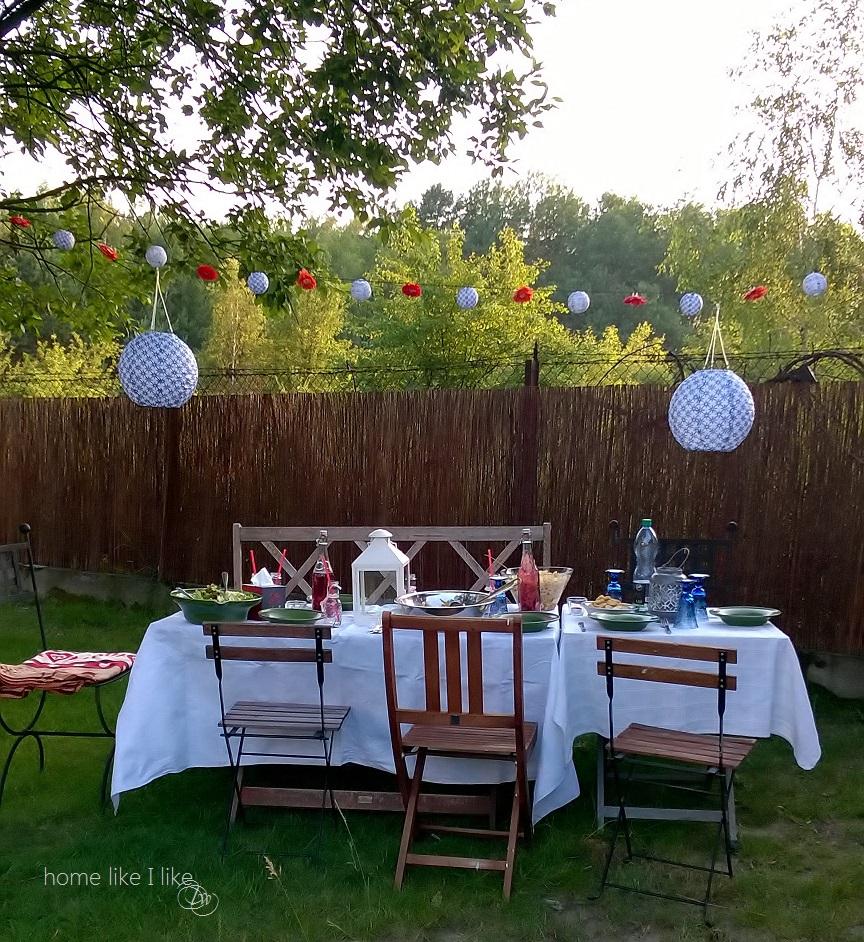 lato w ogrodzie - summer party - homelikeilike.com