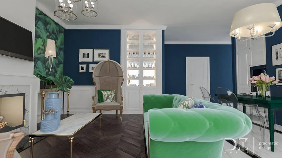 fotel portiera - Doriz Pragmatic Design