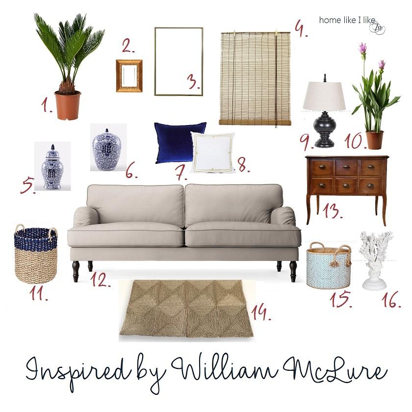 William McLure style - homelikeilike.com
