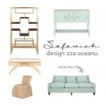 Safavieh – design zza oceanu