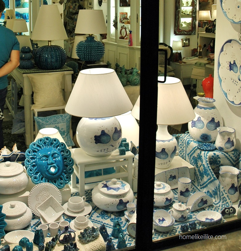 sardyńska ceramika - homelikeilike.com