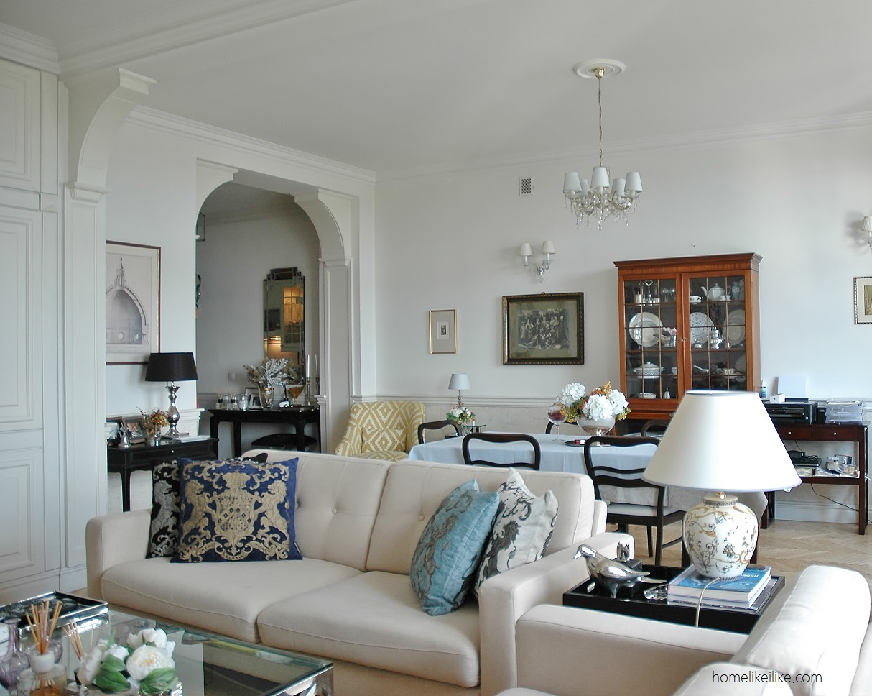 Modern Classic Home by Pawel Puszczynski - photographed by homelikeilike.com