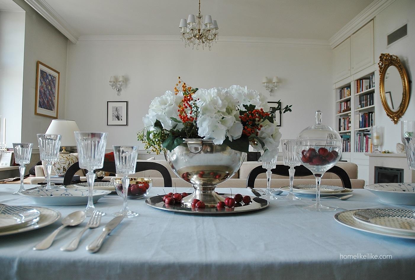 Centerpiece by paweł puszczyński Modern Classic Home - homelikeilike.com