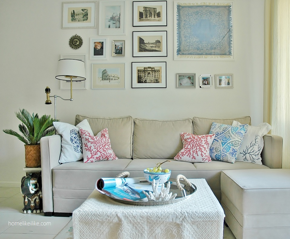 Sardynia w moim domu - homelikeilike.com