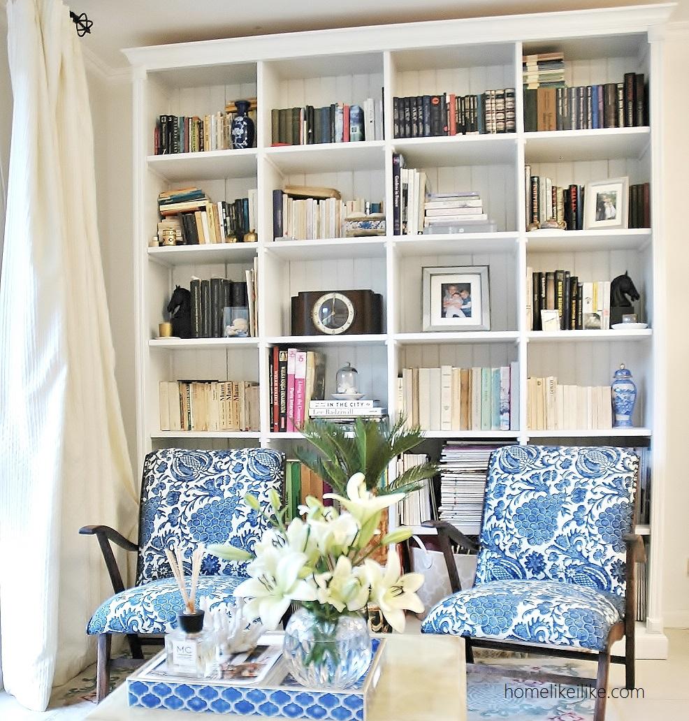 library - moje foteliki - homelikeilike.com