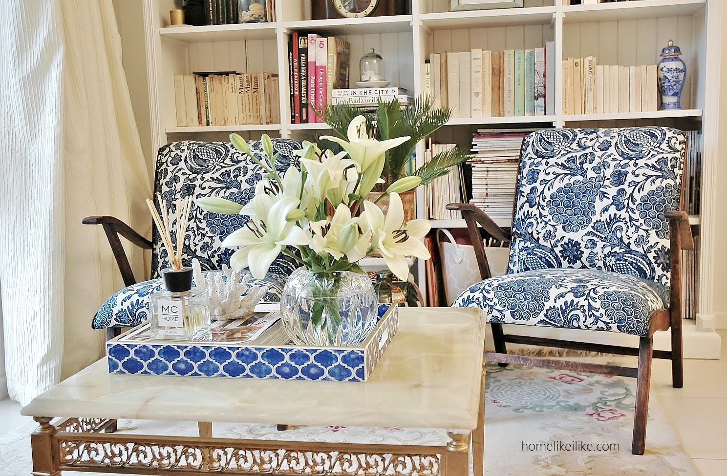 moje foteliki - midcentury armchairs - homelikeilike.com