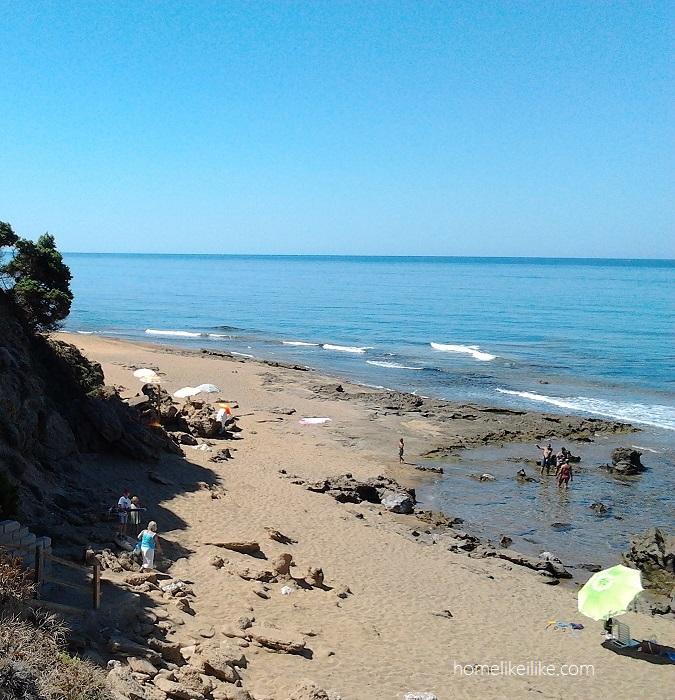Spiaggia di Santa Maria del Mare - homelikeilike.com