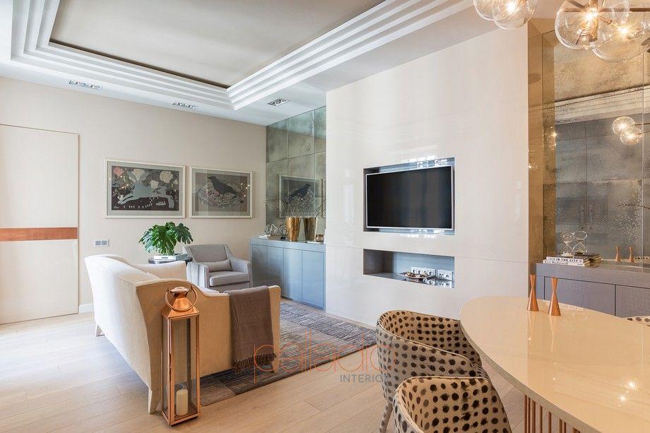 designed by Maria Rosaria Boccuni - luksusowy apartament