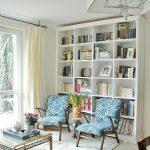 Biblioteczka w stylu hamptons, czyli jak spełnić marzenie