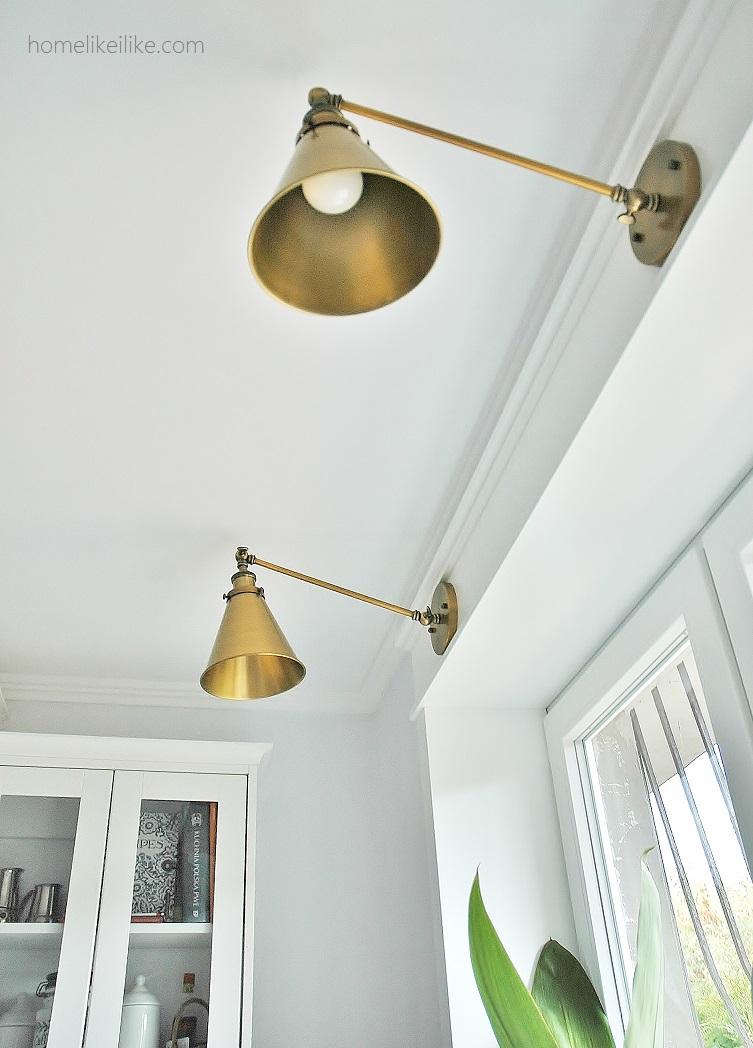kitchen lighting - homelikeilike.com