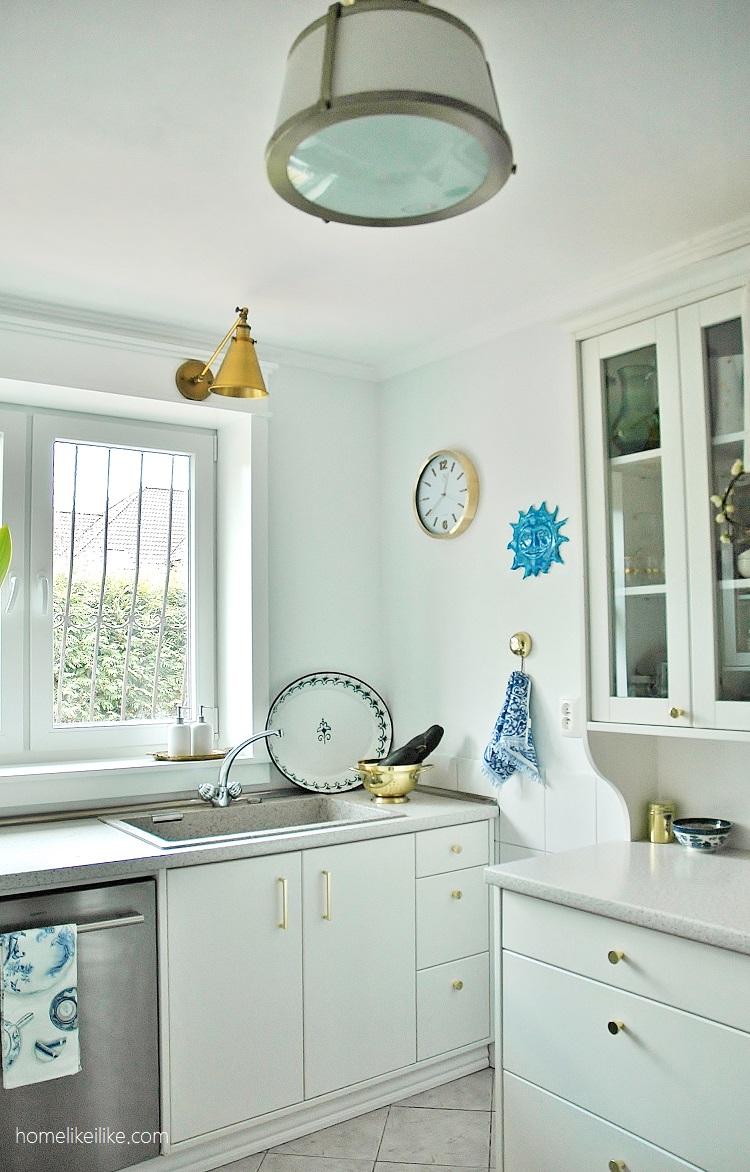 my kitchen after - homelikeilike.com