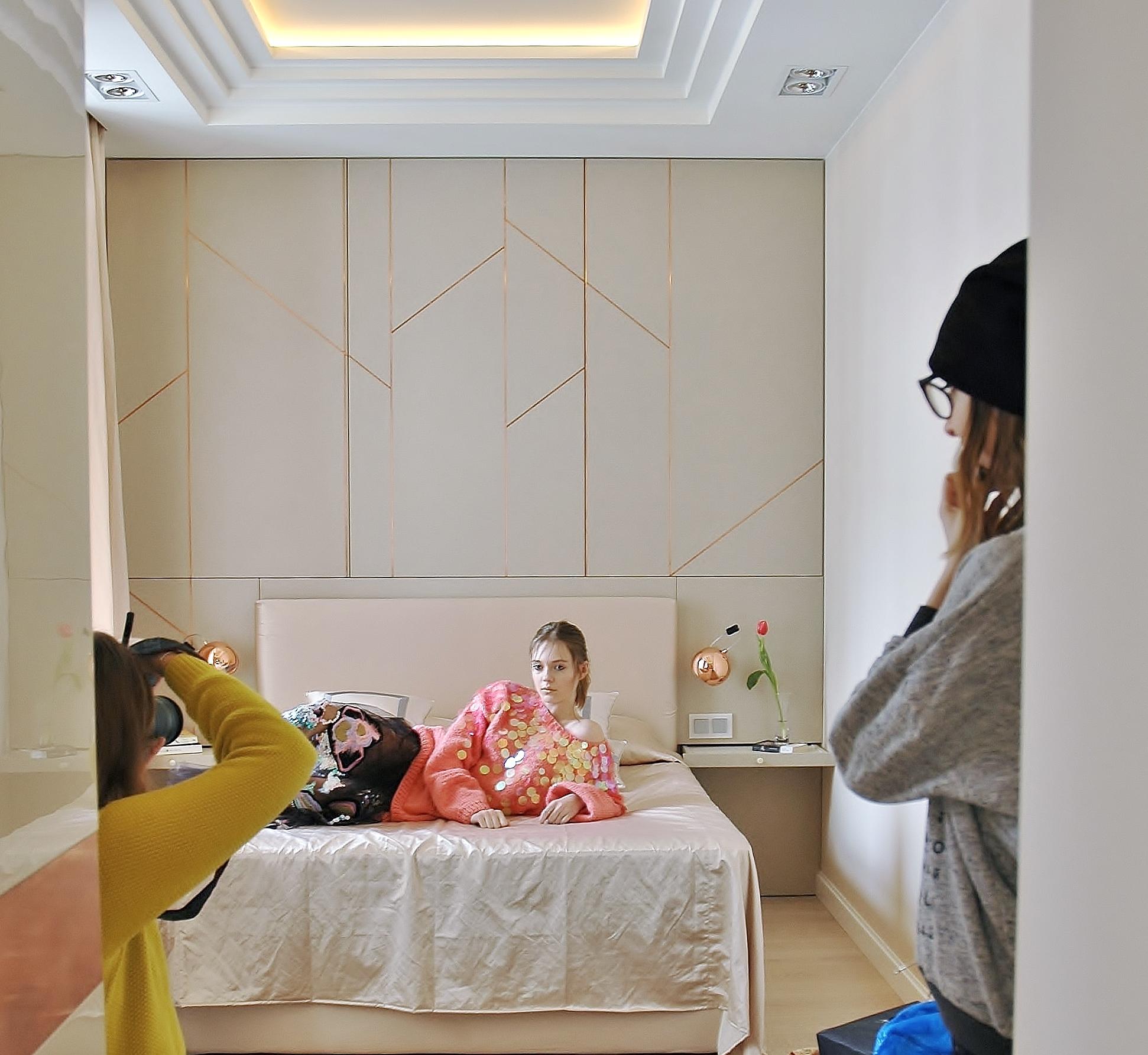 luksusowy apartament Maria Rosaria Boccuni - homelikeilike.com