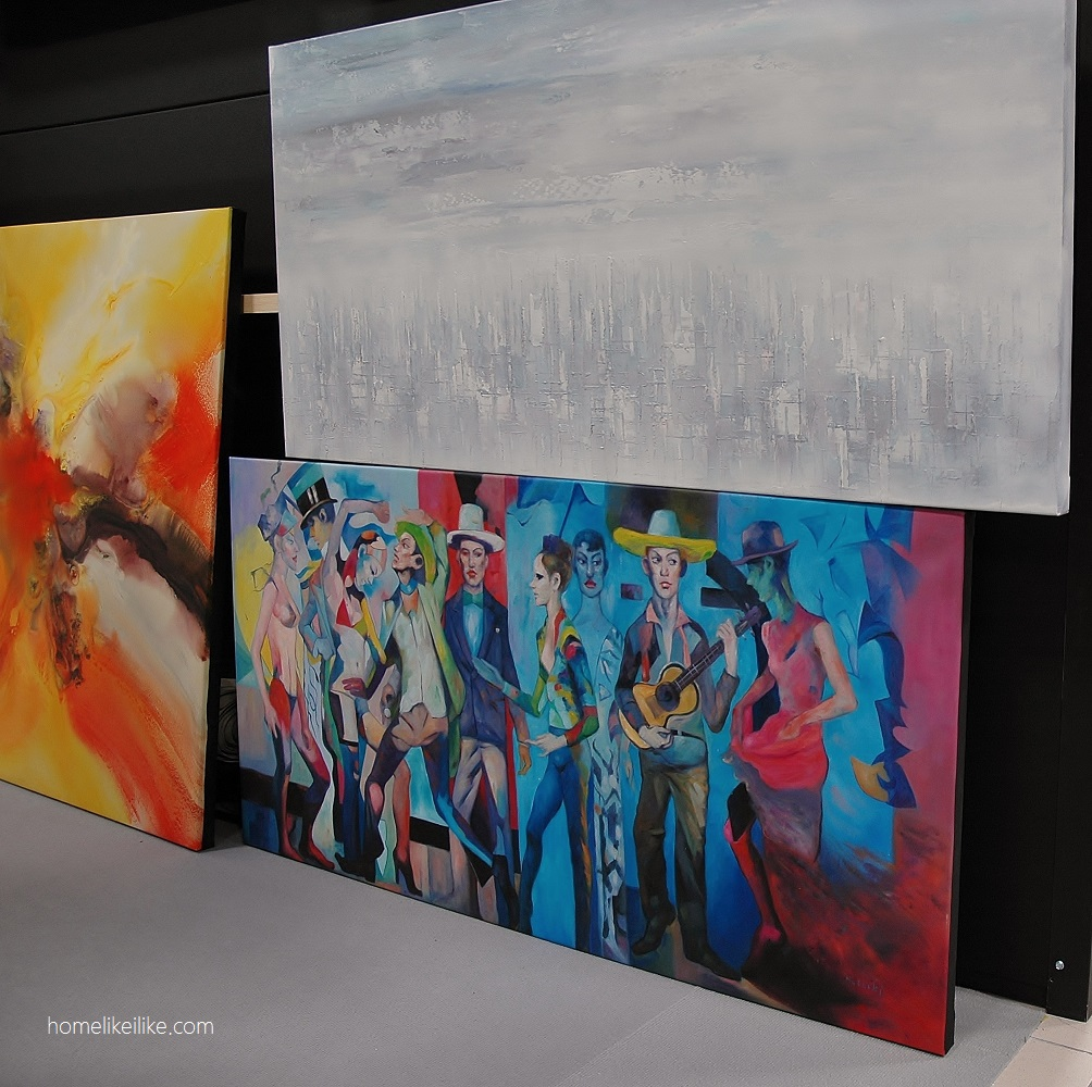 malarstwo na warsaw home expo - homelikeilike.com