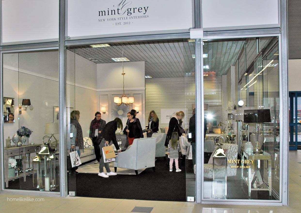 mint grey na warsaw home expo - homelikeilike.com