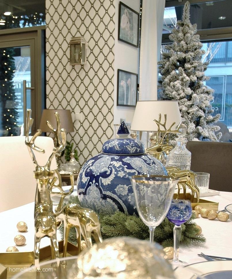 świąteczne inspiracje od sweet living home - homelikeilike.com