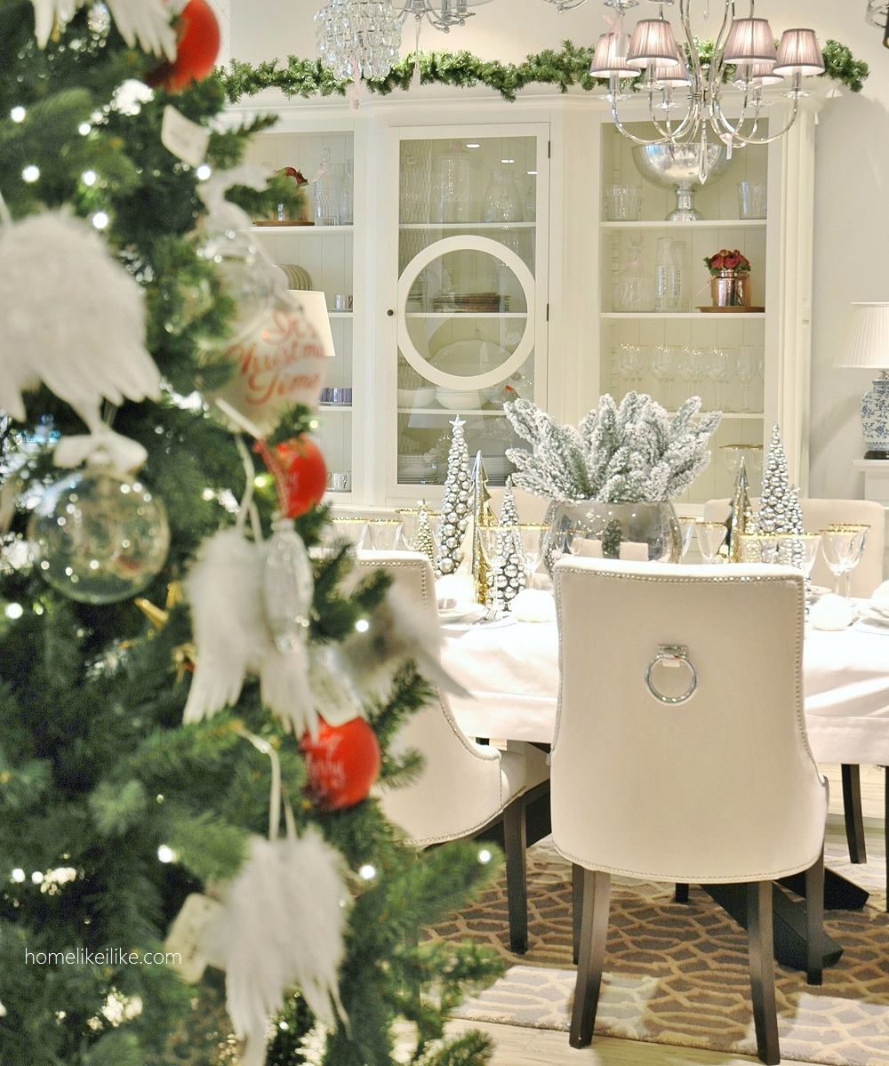świąteczne inspiracje ze sweet living home - homelikeilike.com