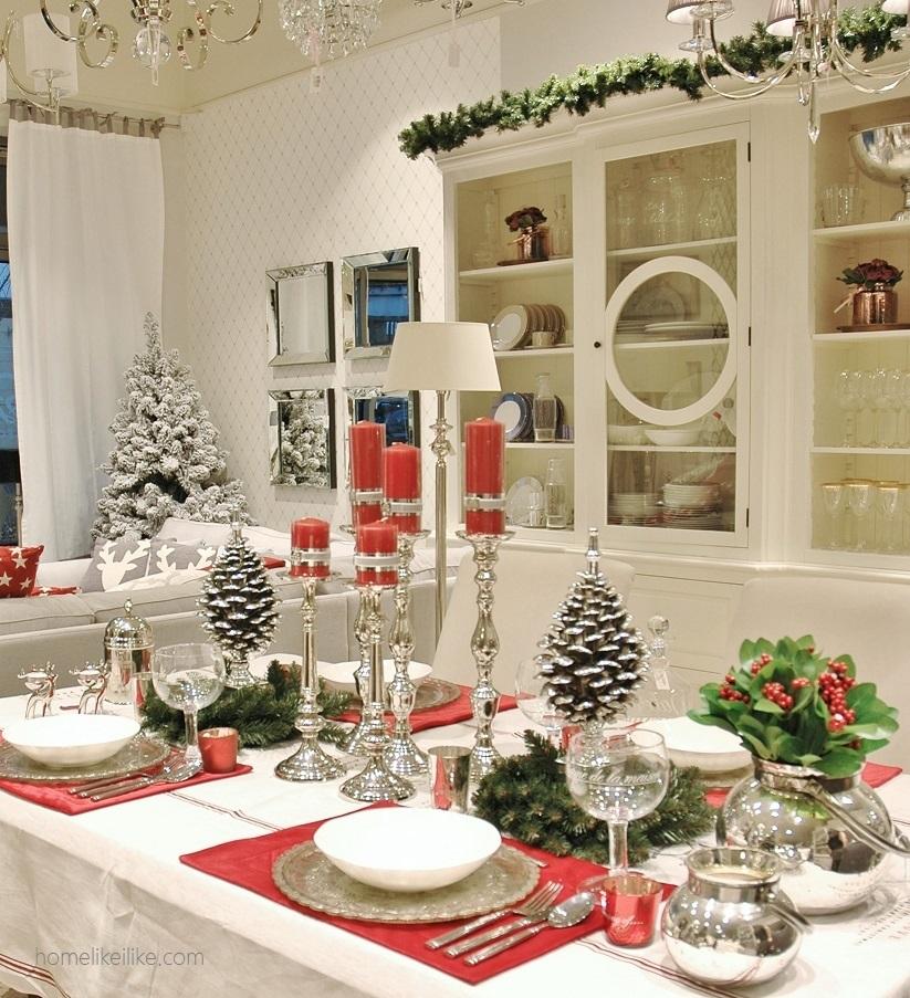 sweet living - świąteczne inspiracje - homelikeilike.com