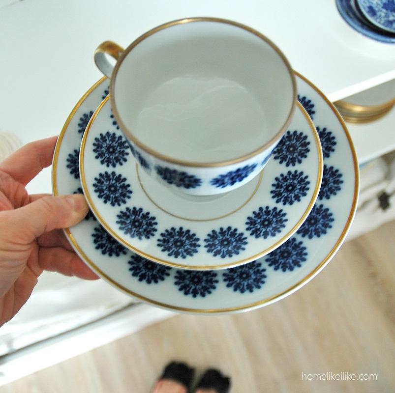 blue and white porcelain - homelikeilike.com