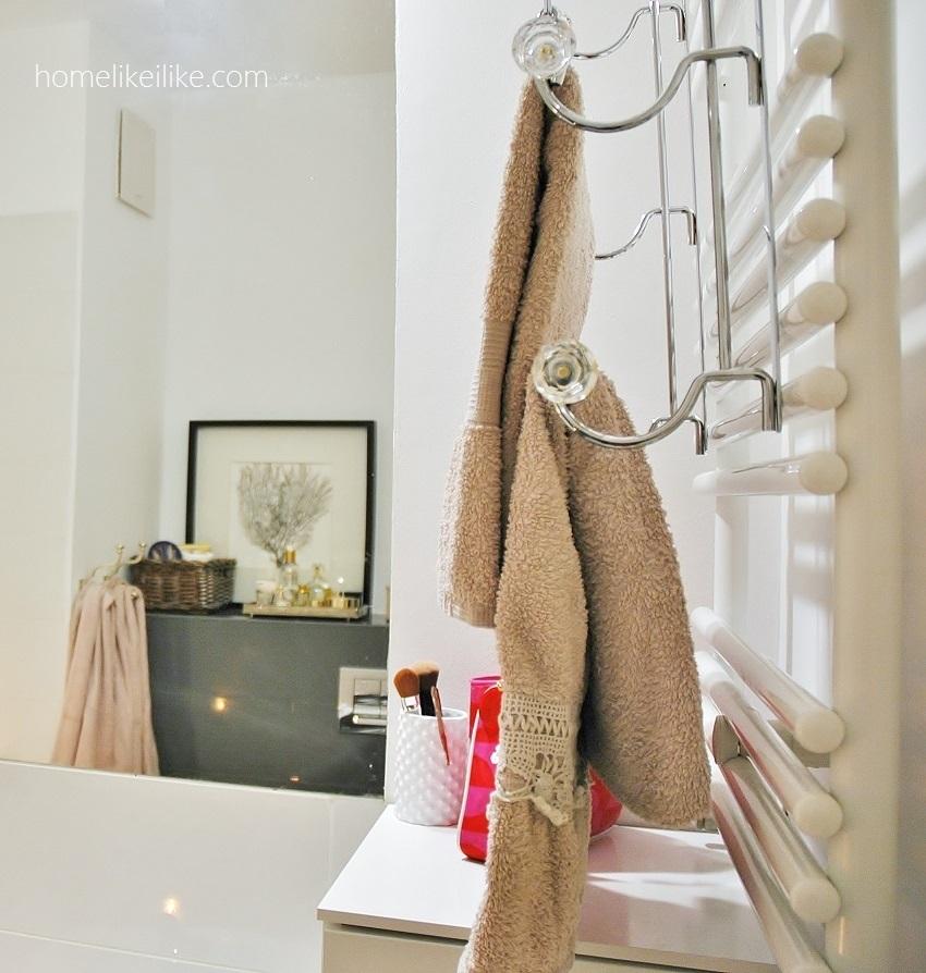 aranżacja łazienki - homelikeilike.com