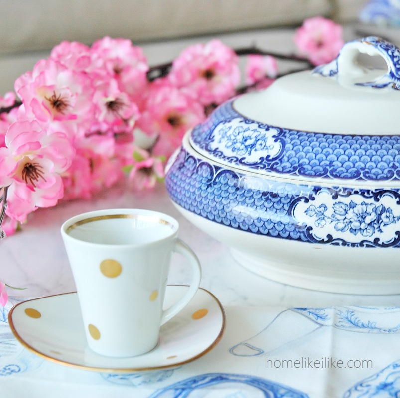 vintage pottery - homelikeilike.com
