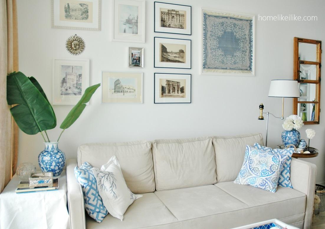pokój w stylu coastal - homelikeilike.com