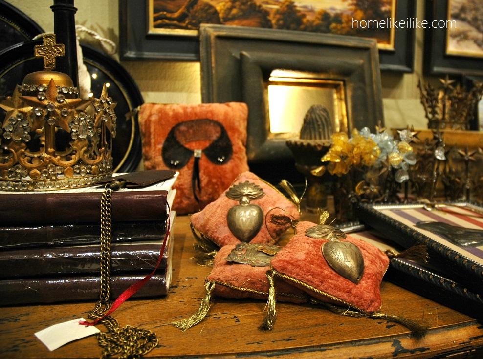 vintage hearts - homelikeilike.com