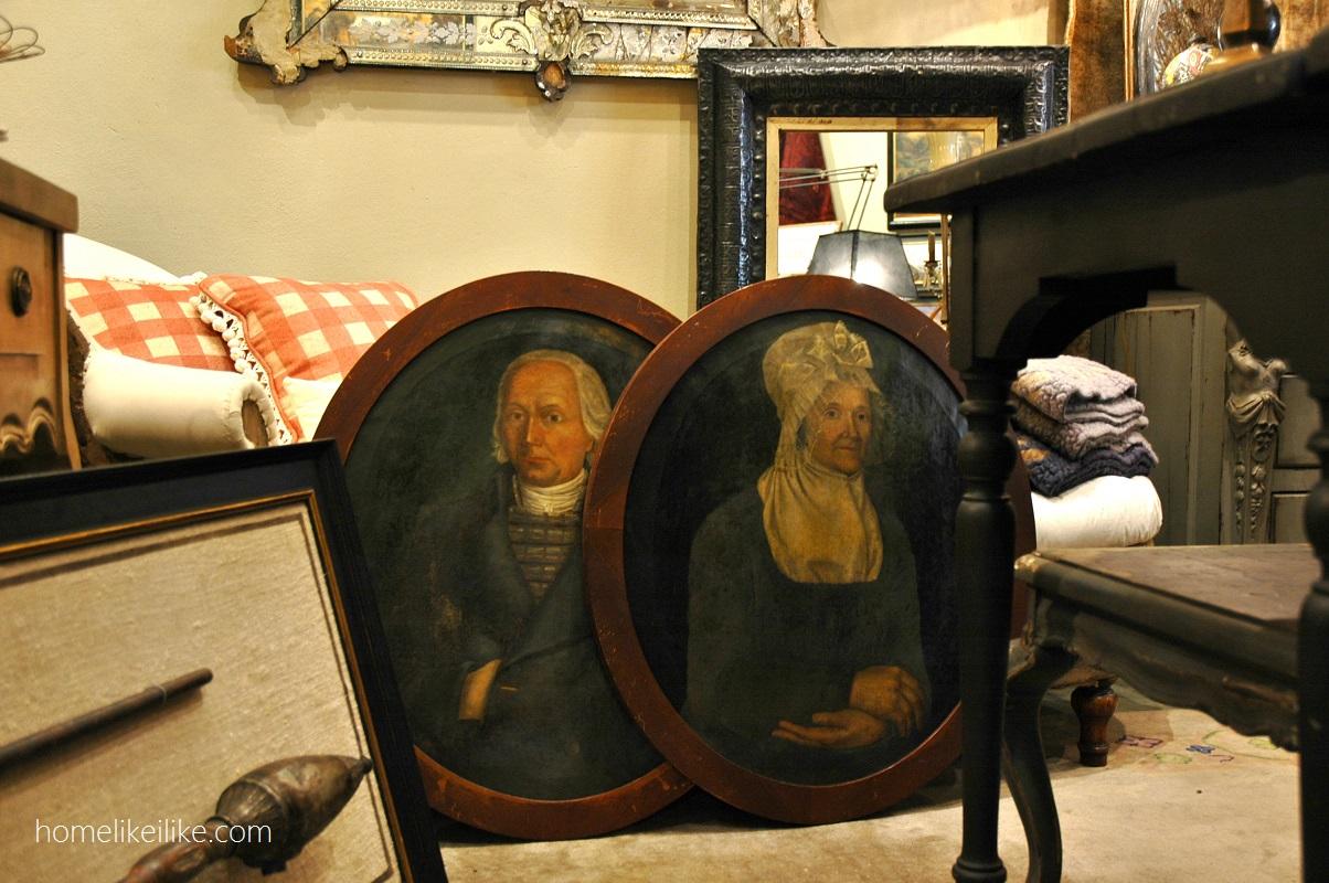 old portraits - homelikeilike.com