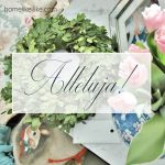 Alleluja! – powód do radości