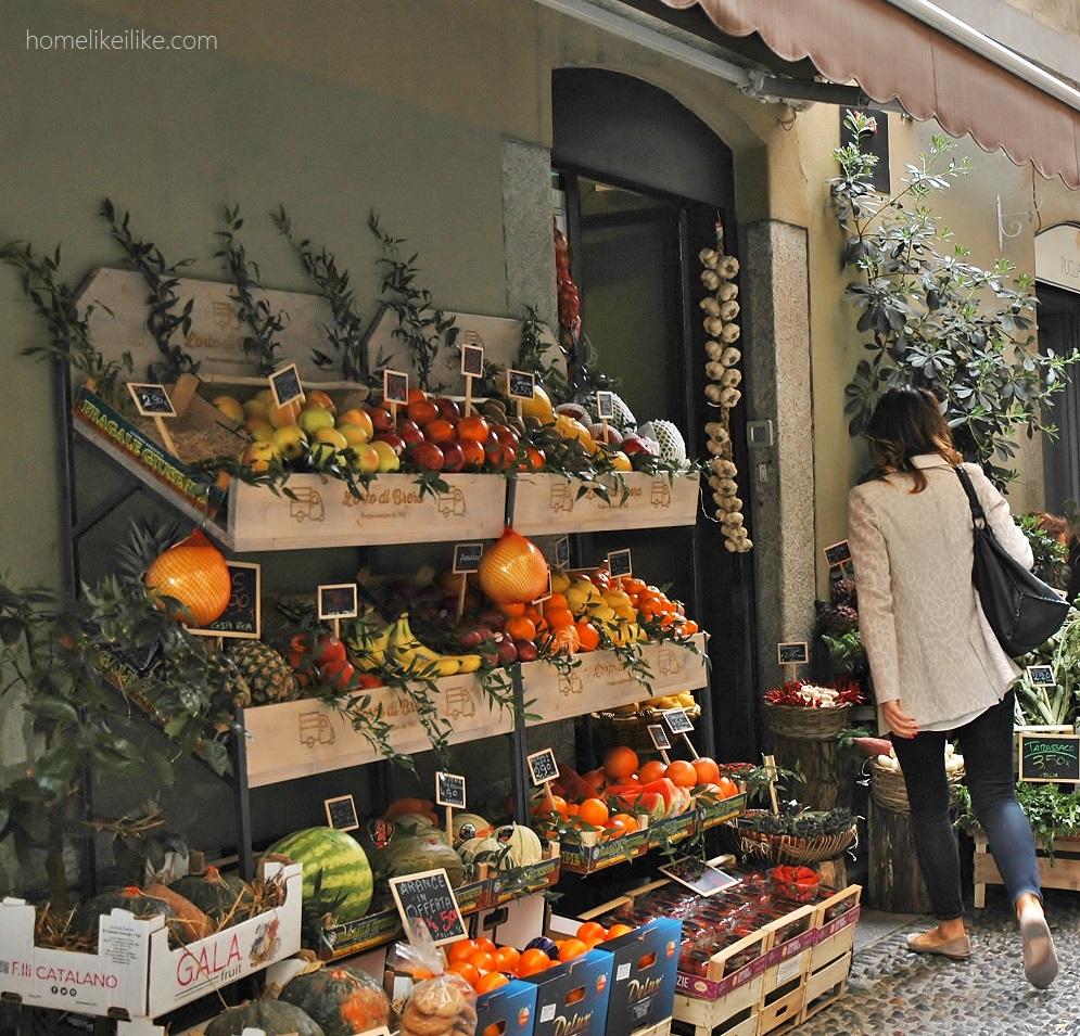 frutta e verdura - homelikeilike.com