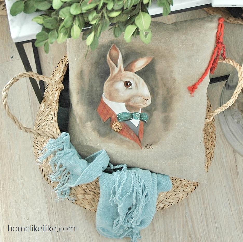 easter bunny - homelikeilike.com