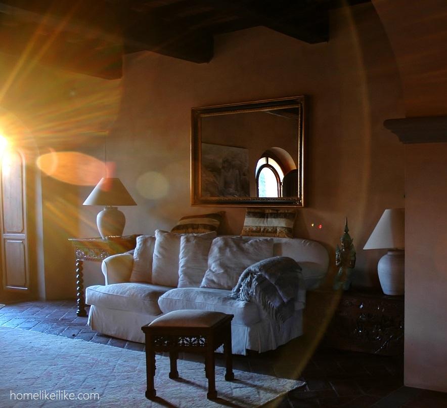 tuscany sunlight - homelikeilike.com