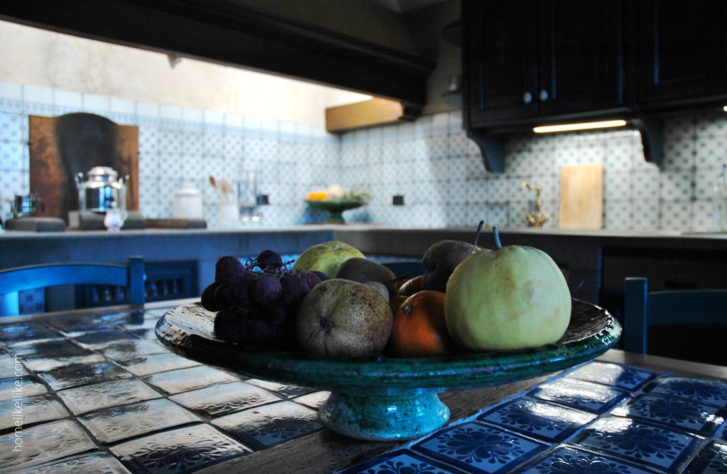 tuscany kitchen - homelikeilike.com