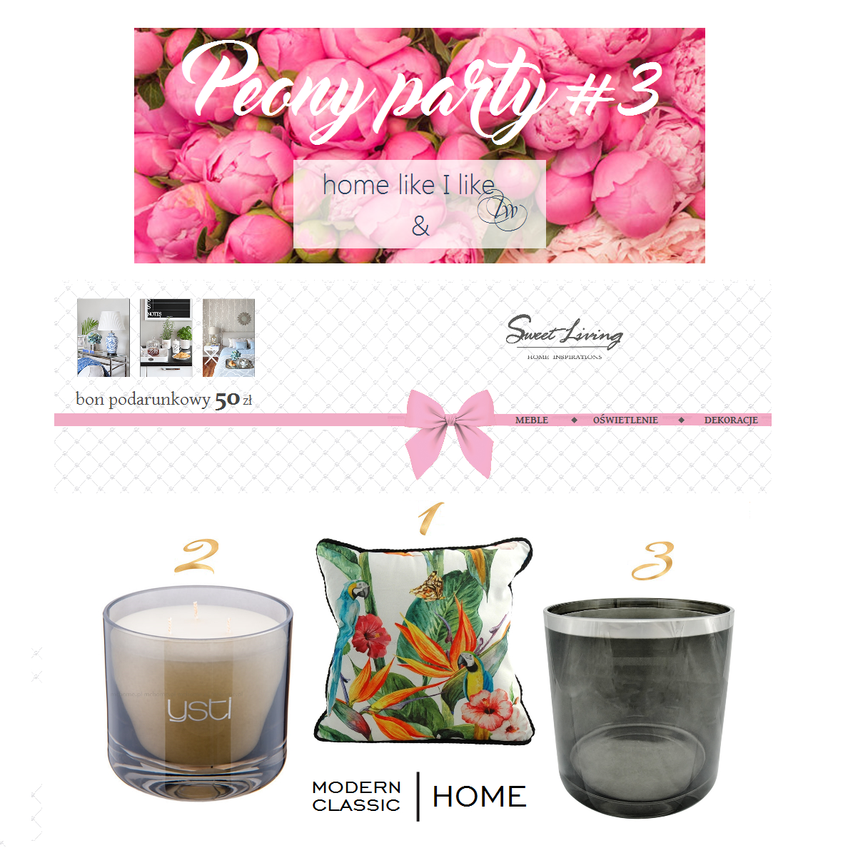 peony party sweet living i mc home - homelikeilike.com