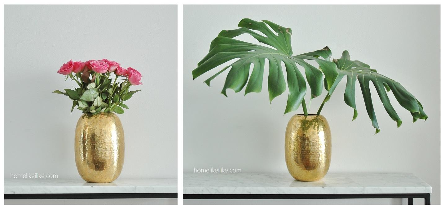 jak dobierac wazon do kwiatow - homelikeilike.com